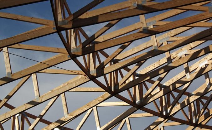 Co warto wiedzieć o wiązarach dachowych?